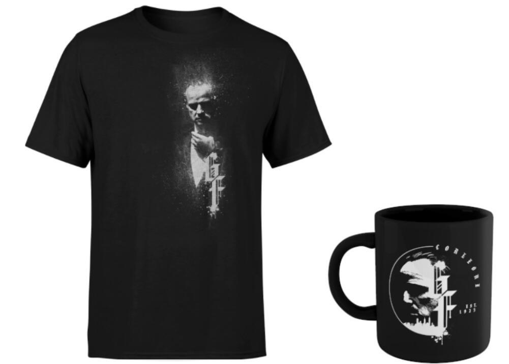T-Shirt + Tazza Il Padrino