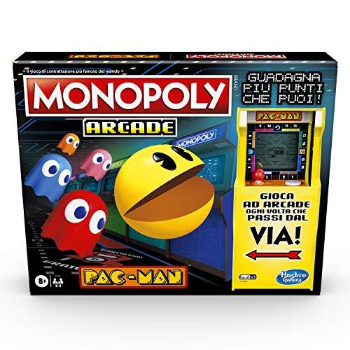 Monopoly Arcade - Pac-Man Edition