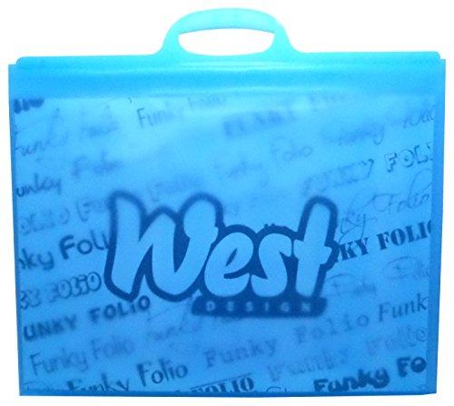 West Design, valigetta portadocumenti A3
