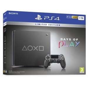 Sony Console fissa - Console Ps4 1tb Days Of Play Special Edition