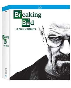 Breaking Bad Collection serie completa blu ray