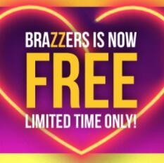 7 Giorni di Brazzers Premium Gratis