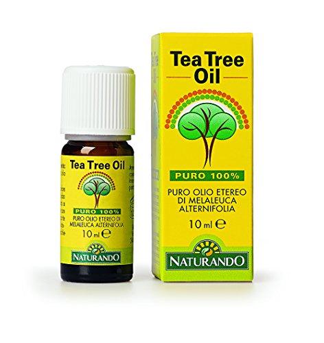 Naturando Tea Tree Oil 10 ML Puro Olio Etereo