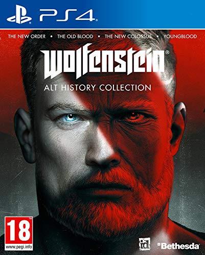 Wolfenstein Alternative History Collection - Playstation 4