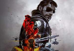 Metal Gear Solid V PS4 Definitive Experience Playstation Store