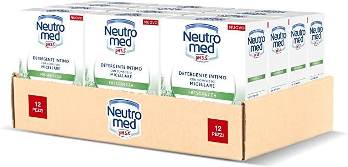 Detergente Neutromed pack 12 x 200ml 10€