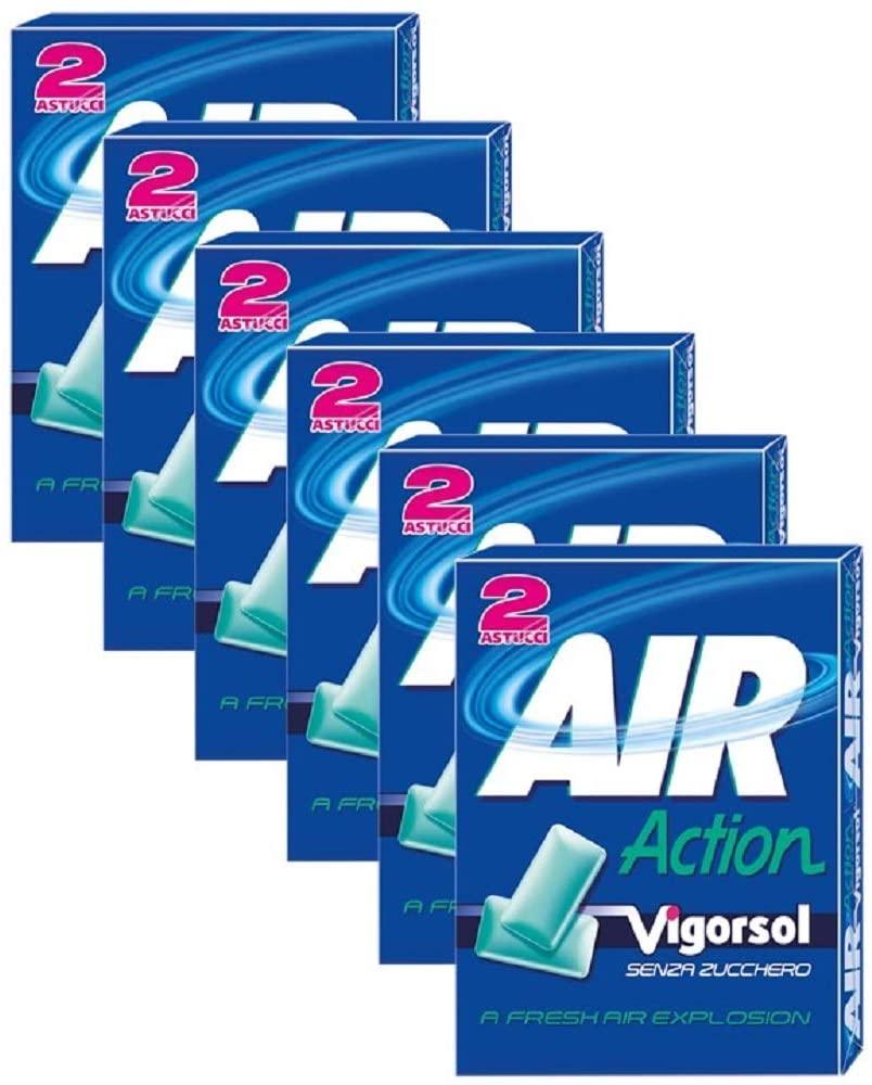 Gomme Vigorsol X12 Astucci 7.5€