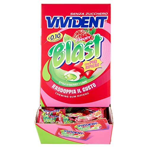 Vivident Fruit Blast - confezione da 200 pz