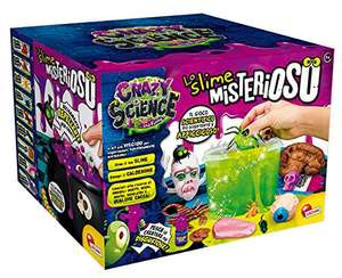 Lisciani Giochi- Crazy Science-Slime