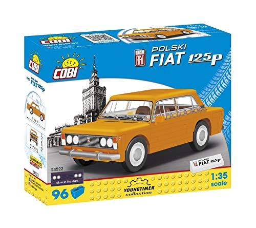 Cobi - modellino Fiat 125p