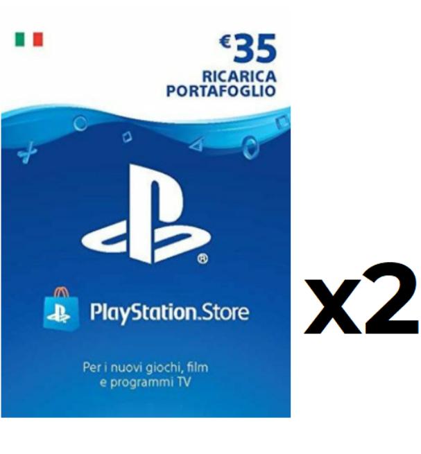 Ps Store 70 Euro di Credito 53.1€