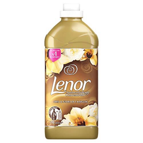LENOR - Ammorbidente Oro & Fiori di Vaniglia (70 Lavaggi)