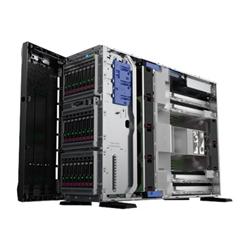 Server Hewlett Packard Enterprise Hpe proliant ml350 gen10 base - tower - xeon silver 4110 2.1 ghz 877621-421