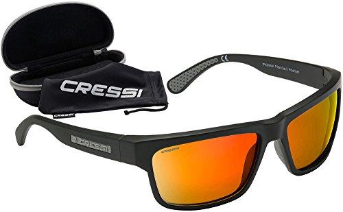 Cressi Ipanema Sunglasses - Occhiali da Sole Sportivi Unisex Adulto