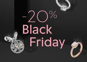 Black Friday Pandora -20%