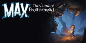 Gioco Nintendo Switch Max - The Curse of Brotherhood