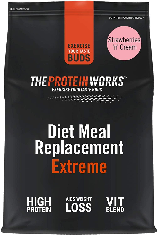Proteine in polvere 2kg The Protein Works 12.5€