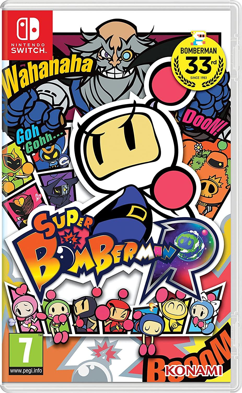 Super Bomberman R per Nintendo Switch 7.5€