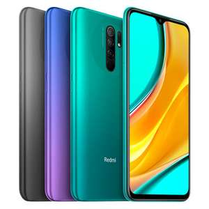 Smartphone Xiaomi Redmi 9 Global Version (3GB+32GB, NFC)