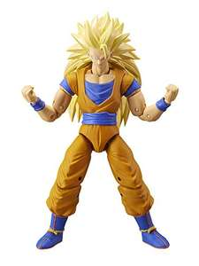 Dragon ball - Action Figure Goku Super Sayan 3 - 17 cm