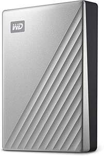 WD My Passport Ultra 4TB USB-C