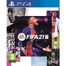 PS4 e PS5: FIFA 21 Standard Edition da FIFA 20
