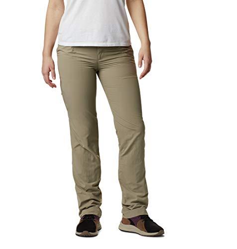 Columbia Silver Ridge 2.0, Pantaloni Donna, Zanna, Taglia 16/S