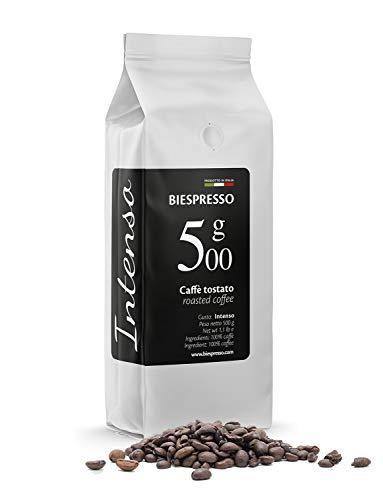SUPER OFFERTA! Caffè - Caffè in Grani Espresso Bar miscela Intenso, 2 kg (4x 500g)