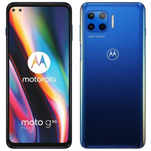 Smartphone MOTOROLA-Moto G 5G Plus Blu - 4 Gb 64 Gb