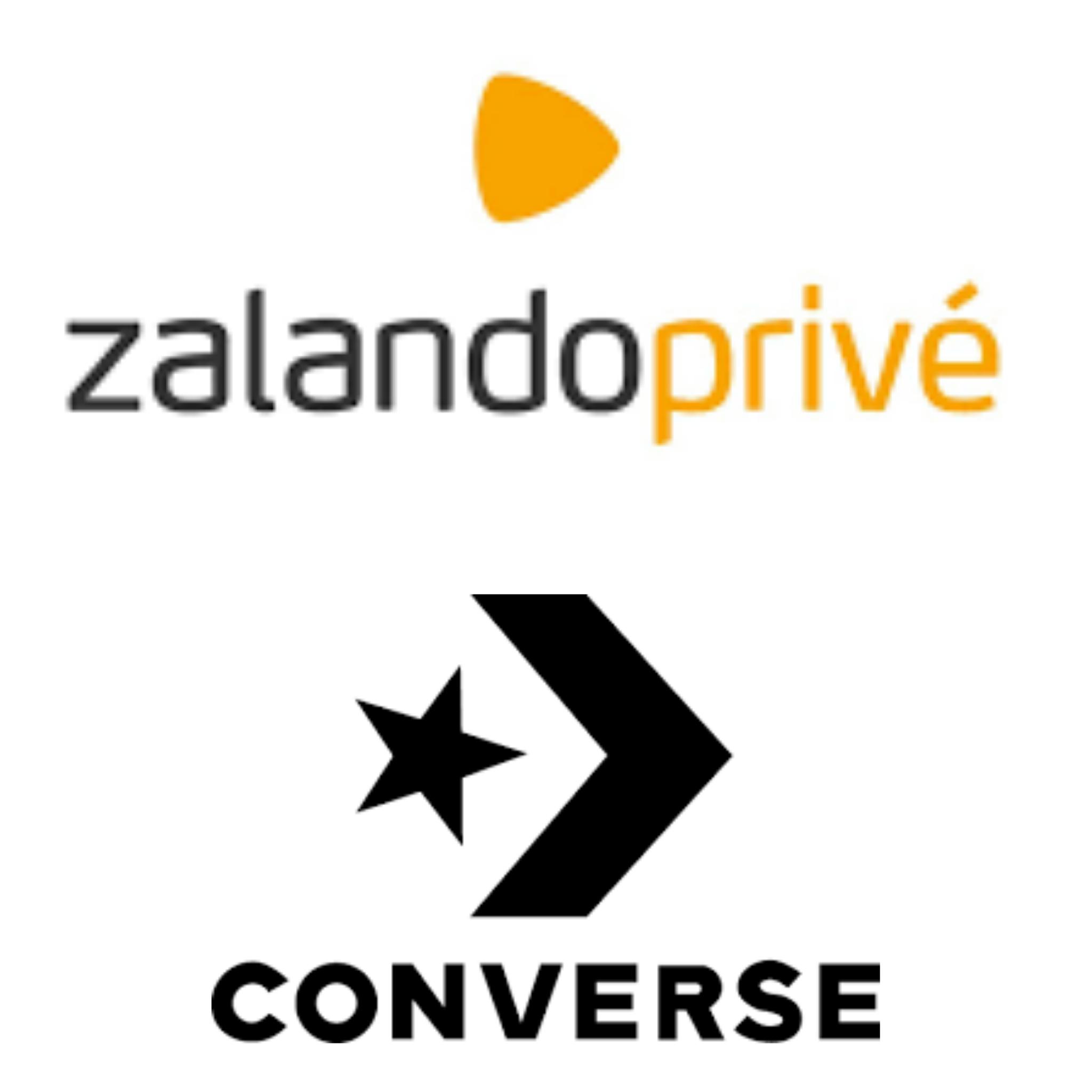Zalando Privé: Offerte CONVERSE