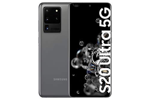 "Samsung Galaxy S20 Ultra 5G - Smartphone 6,9 ""Dynamic AMOLED (12 GB di RAM, 128 GB di ROM espandibile"