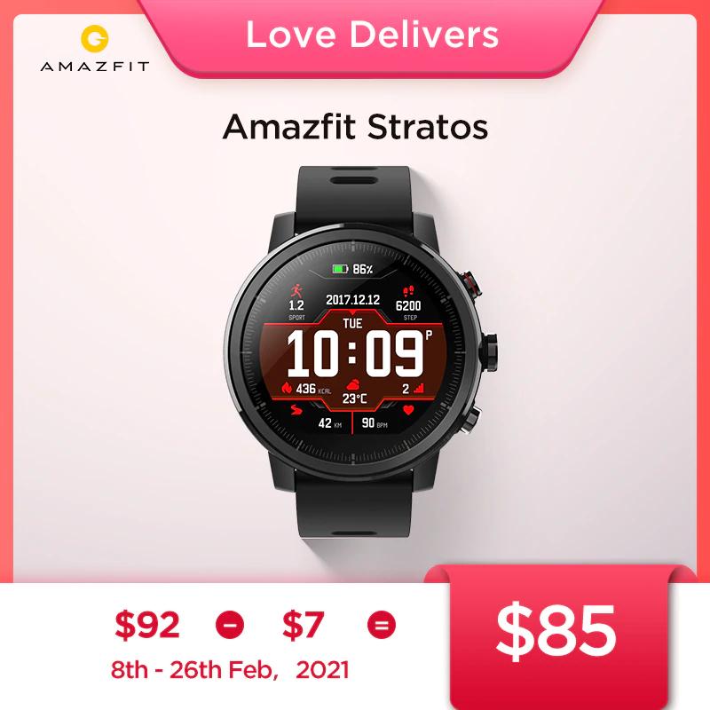 Smartwatch Amazfit-Stratos