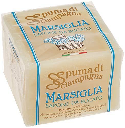 Spuma di Sciampagna Sapone Da Bucato Marsiglia - 250 Gr