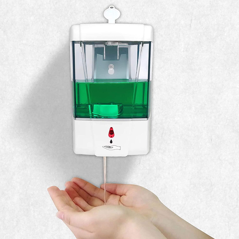 Dispenser automatico 600ml con Sensore 6.9€