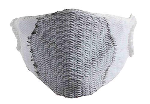 5 pezzi - Mascherina per viso in tessuto waterproof