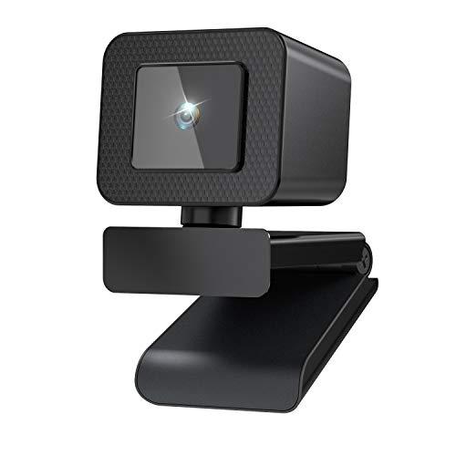 Webcam 2K con microfono