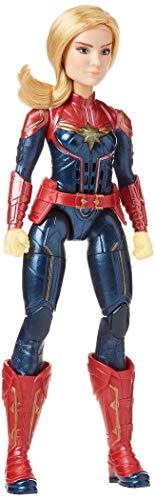 Captain Marvel - action figure con luci e suoni