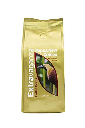 12x Extravaganza Papua Nuova Guinea - caffè in grani 250 g