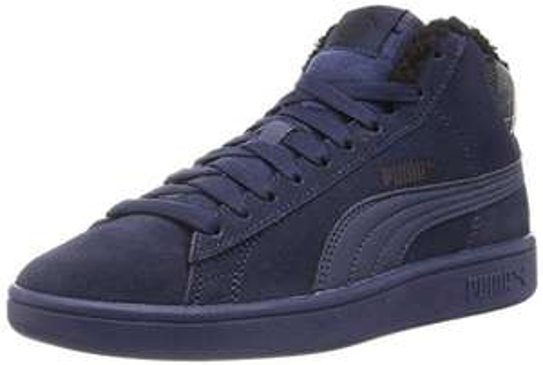 Scarpe PUMA Smash V2 Mid WTR, Sneaker Unisex - TG 36