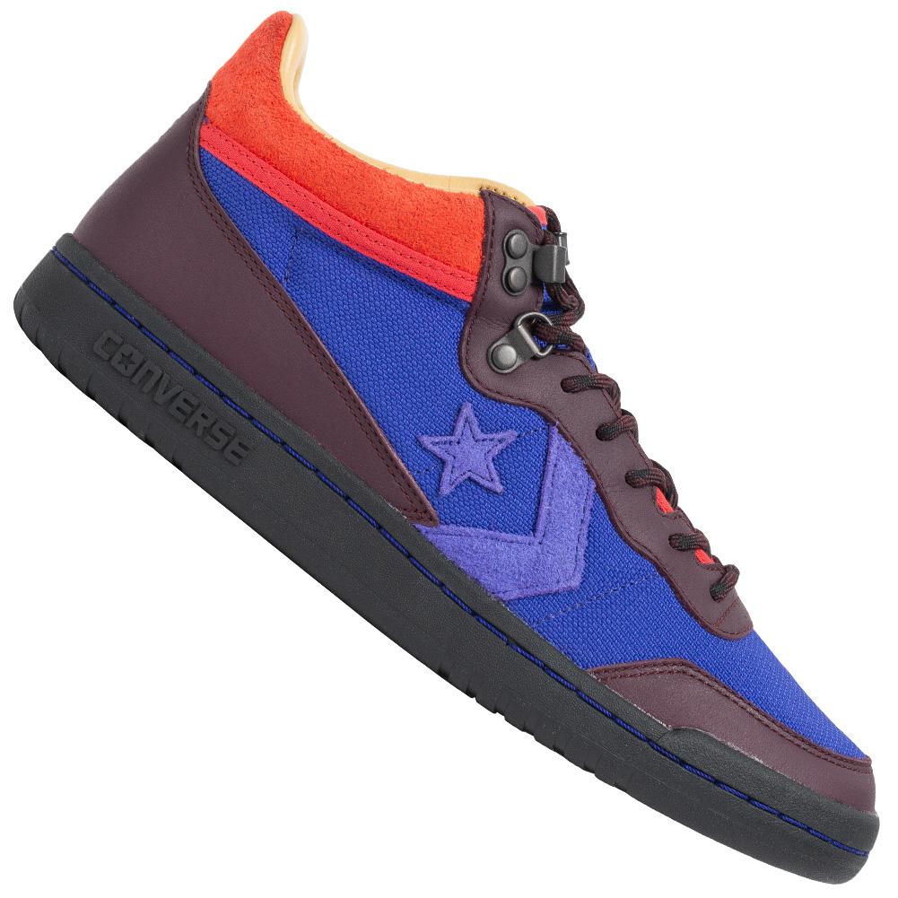 Converse x Clot Fastbreak Mid Unisex Sneakers in pelle