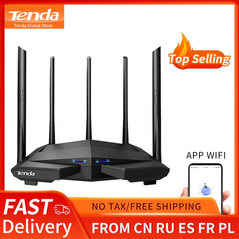 Router dual-band Wifi Tenda AC11