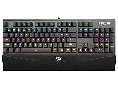 Tastiera Gaming RGB - GAMDIAS HERMES M1 7