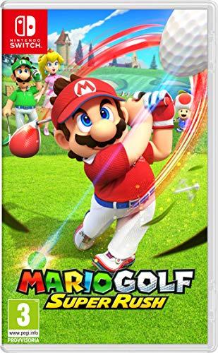 Mario Golf: Super Rush (Nintendo Switch) Preorder