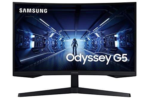 Samsung LC32 da 144Hrz - Monitor da gioco curvo WQHD