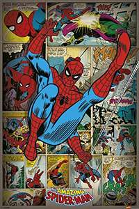 Maxi Poster Marvel Retro Spider Man