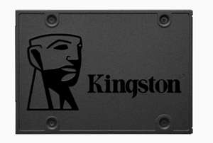 "SSD Interne Kingston 2.5"" SATA, 480G - SA400S37/480G"