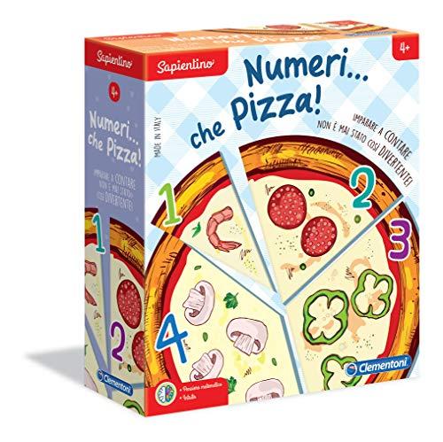 Sapientino - Numeri…Che Pizza - gioco per imparare a contare,