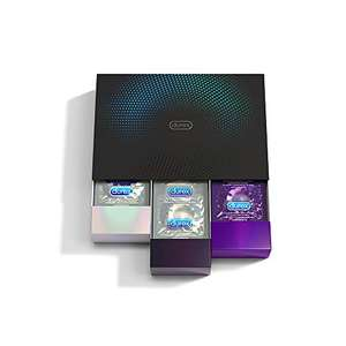 Scatola 30 Preservativi Durex Surprise Me Deluxe