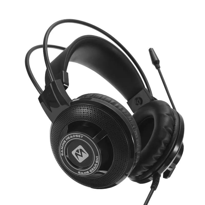 Cuffie Gaming con microfono 9.2€