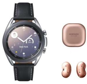 Samsung Galaxy Watch 3 + Galaxy Buds Live